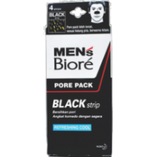 biore pore pack black mens