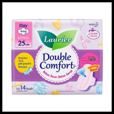 laurier double comfort long wing 14s