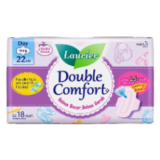laurier double comfort wing 18s